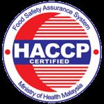 logo haccp certified