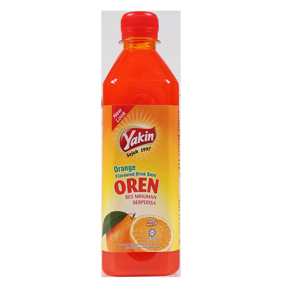 Oren Flavoured Drink Base 450ML