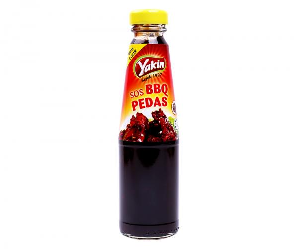 5 Extravagant Sauce - Hot BBQ Sauce yakin sedap