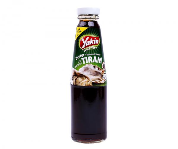 5 Extravagant Sauce - Oyster Flavor Sauce yakin sedap
