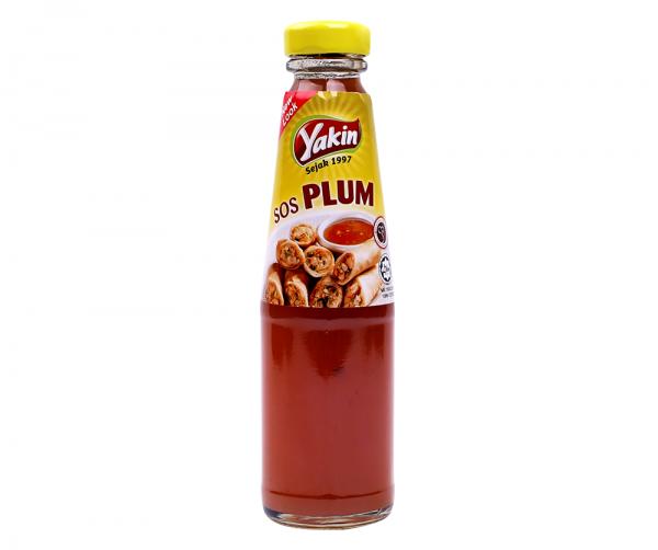 5 Extravagant Sauce - Plum Sauce yakin sedap