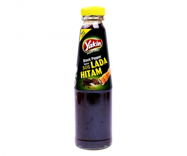 5 Extravagant Sauce black pepper sauce yakin sedap