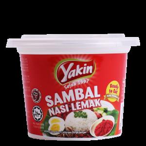 SAMBAL PASTE / SAMBAL NASI LEMAK